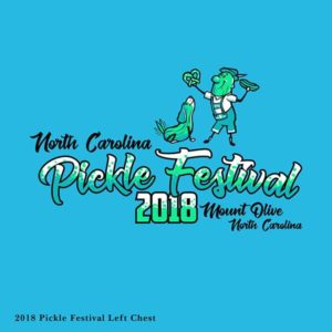 NC Pickle Festival front pocket