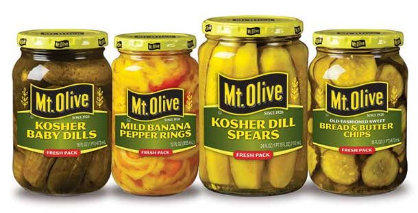 Mt. Olive Pickle