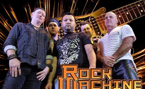 Ultimate Rock Machine
